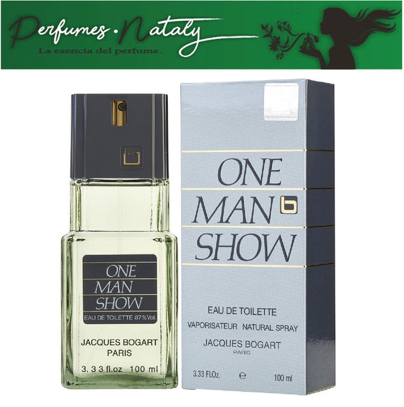 ONE MAN SHOW JACQUES BOGART 100 ML (JACQUES BOGART)