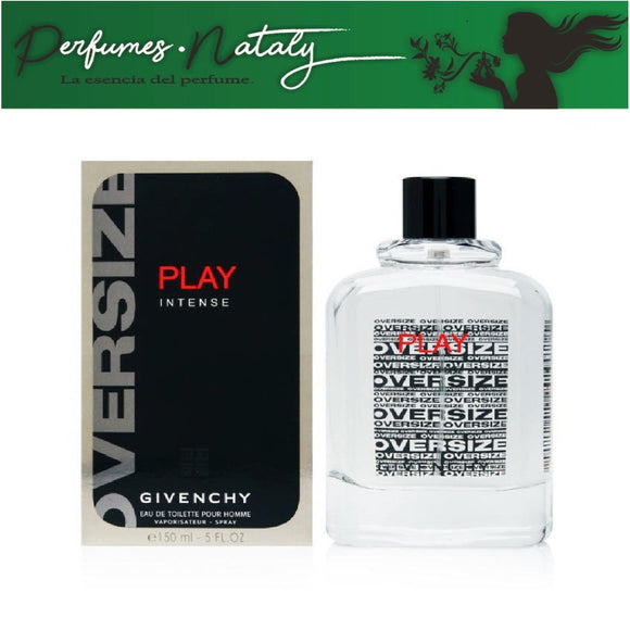 PLAY INTENSE OVERSIZE  150 ML (GIVENCHY)