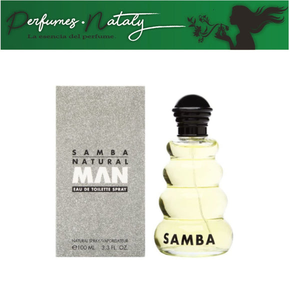 SAMBA NATURAL MAN 100 ML (PERFUMER'S WORKSHOP)