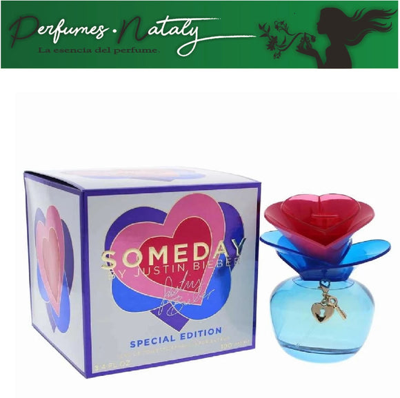 SOMEDAY SPECIAL EDITION 100 ML (JUSTIN BIEBER)