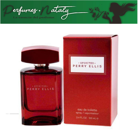 SPIRITED PERRY ELLIS 100 ML (PERRY ELLIS)
