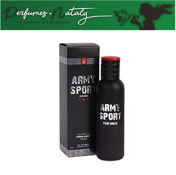 SWISS ARMY SPORT NUEVA VERSION 100ML (VICTORINOX)