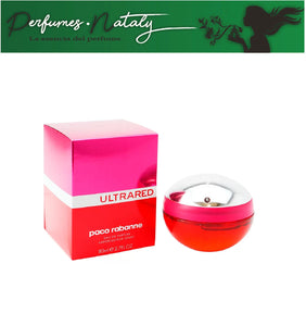 ULTRARED 80 ML (PACO RABANNE)
