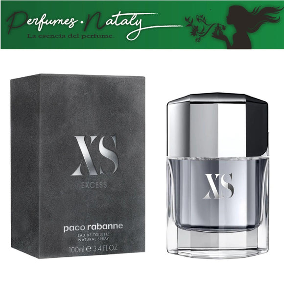 XS EXCESS POUR HOMME 100 ML (PACO RABANNE)