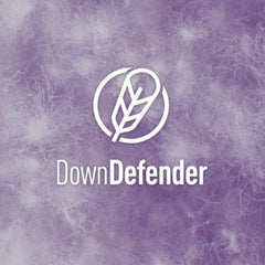 Down Defender. Specially treated highly water-resistant down offers an extra level of moisture protection