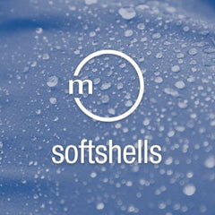 M Softshells. The M1, M2 & M3 classification makes it easier for you to pick the right softshell garment.