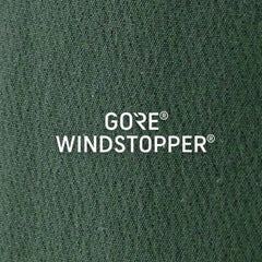 Windstopper. Total windproofness, maximum breathability & water resistance