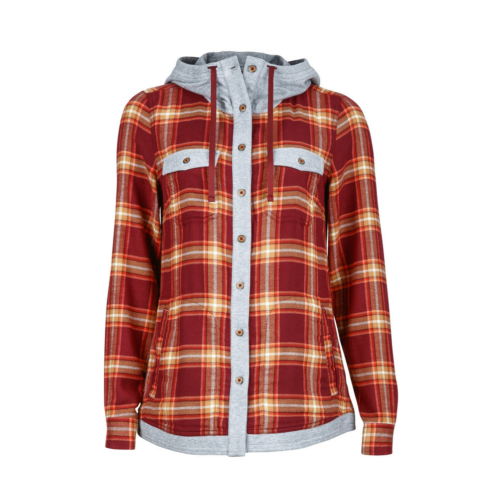 Wm's Reagan Flannel LS - Marmot NZ