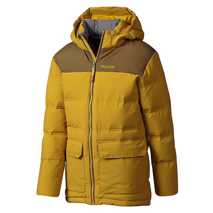 Boy's Rail Jacket (last sizes) - Marmot NZ