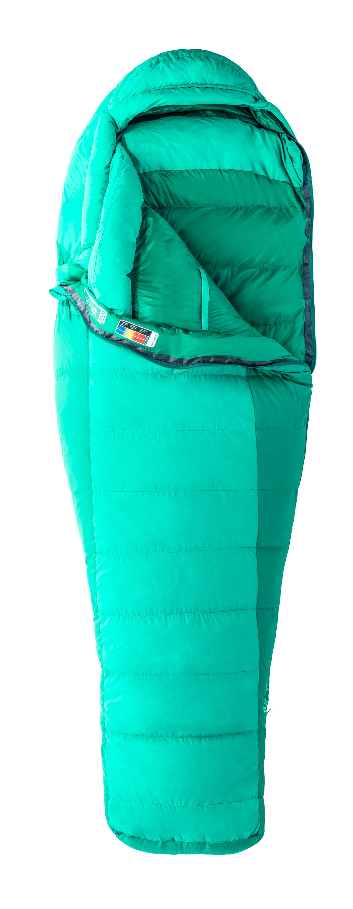 Wm's Angel Fire Long Sleeping Bag - Marmot NZ