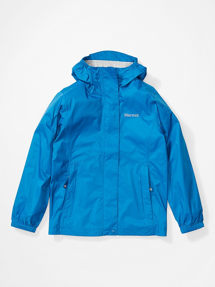 Girl's PreCip Eco Jacket - Marmot NZ