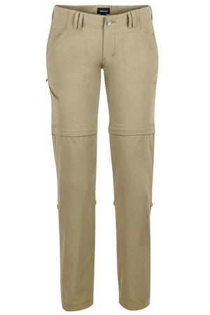Wm's Lobo's Convertible Pant (Last Sizes) - Marmot NZ