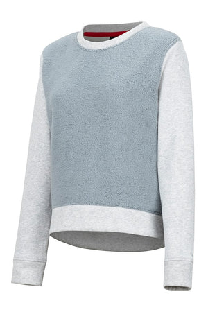 Wm's Crew Neck Sherpa Sweatshirt