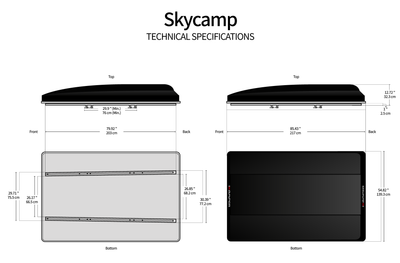 SKYCAMP 2.0: PRE-ORDER OFFER DECEMBER DELIVERY (Excl Shipping delays)