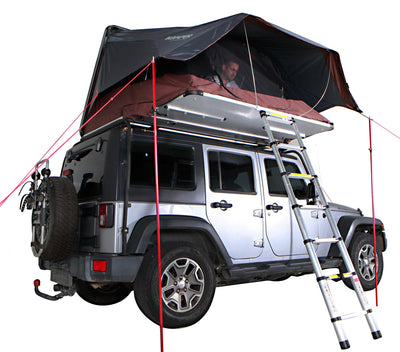 Airflow Summer Tent