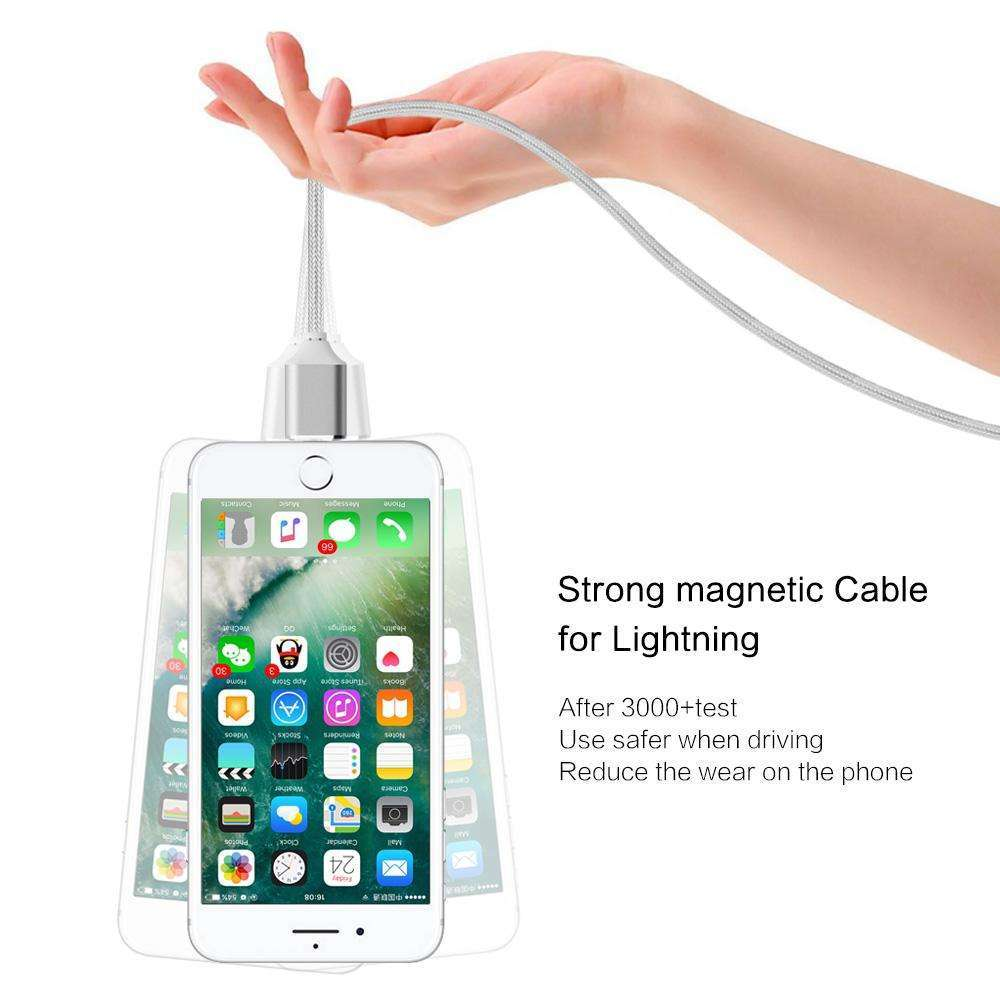 High Speed Magnetic Charging Cable for iPhone