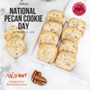 Celebrate National Pecan Cookie Day, September 21st