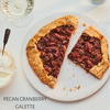 Pecan Cranberry Galette