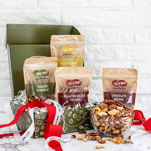 Assorted Gourmet Nut Gift Box