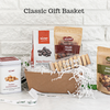 Classic Nut & Cookie Gift Basket