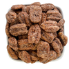 sugar cinnamon coated pecans