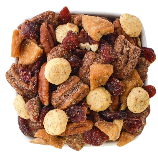 how bout them apples gourmet nut mix