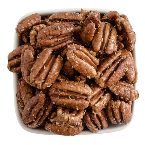 Roasted Rosemary Mixed Nuts
