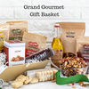 Grand Gourmet Nut & Cookie Gift Basket