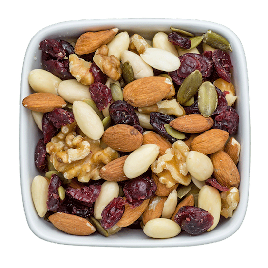hit the trail nut mix
