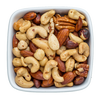 roasted salted deluxe mixed nuts