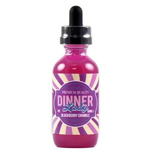 Blackberry Crumble - Dinner Lady 60ml-Dinner Lady-Smokanagan