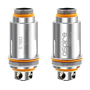 Cleito 120 Replacement Coils-Aspire-Smokanagan