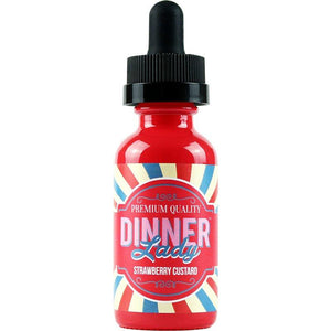 Strawberry Custard - Dinner Lady 60ml