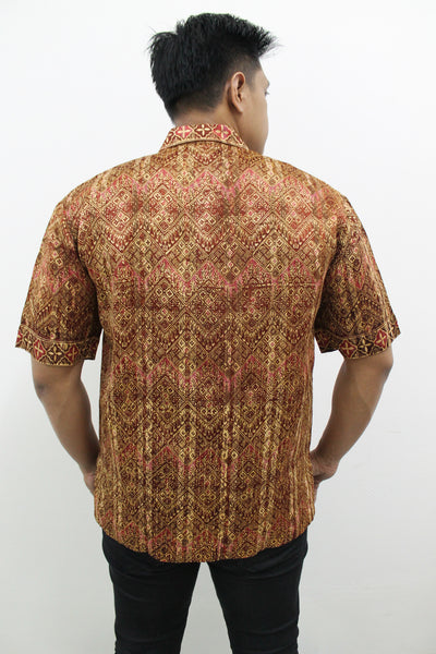 Batik Short Sleeves By Prajudi