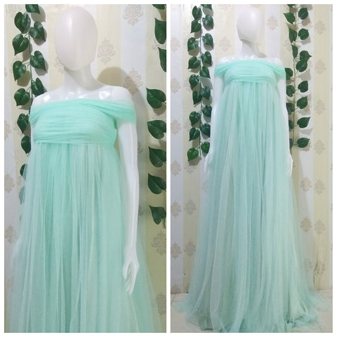 Luxurious Tule Tosca