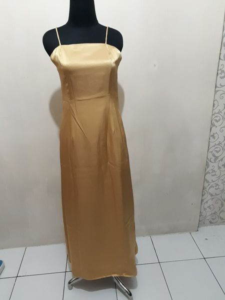 Long Dress Mango