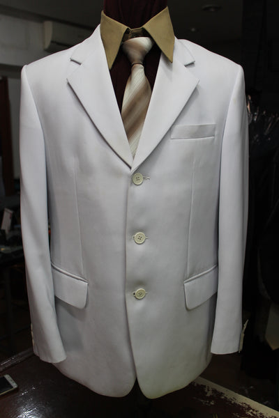 Jas Formal White  A027019