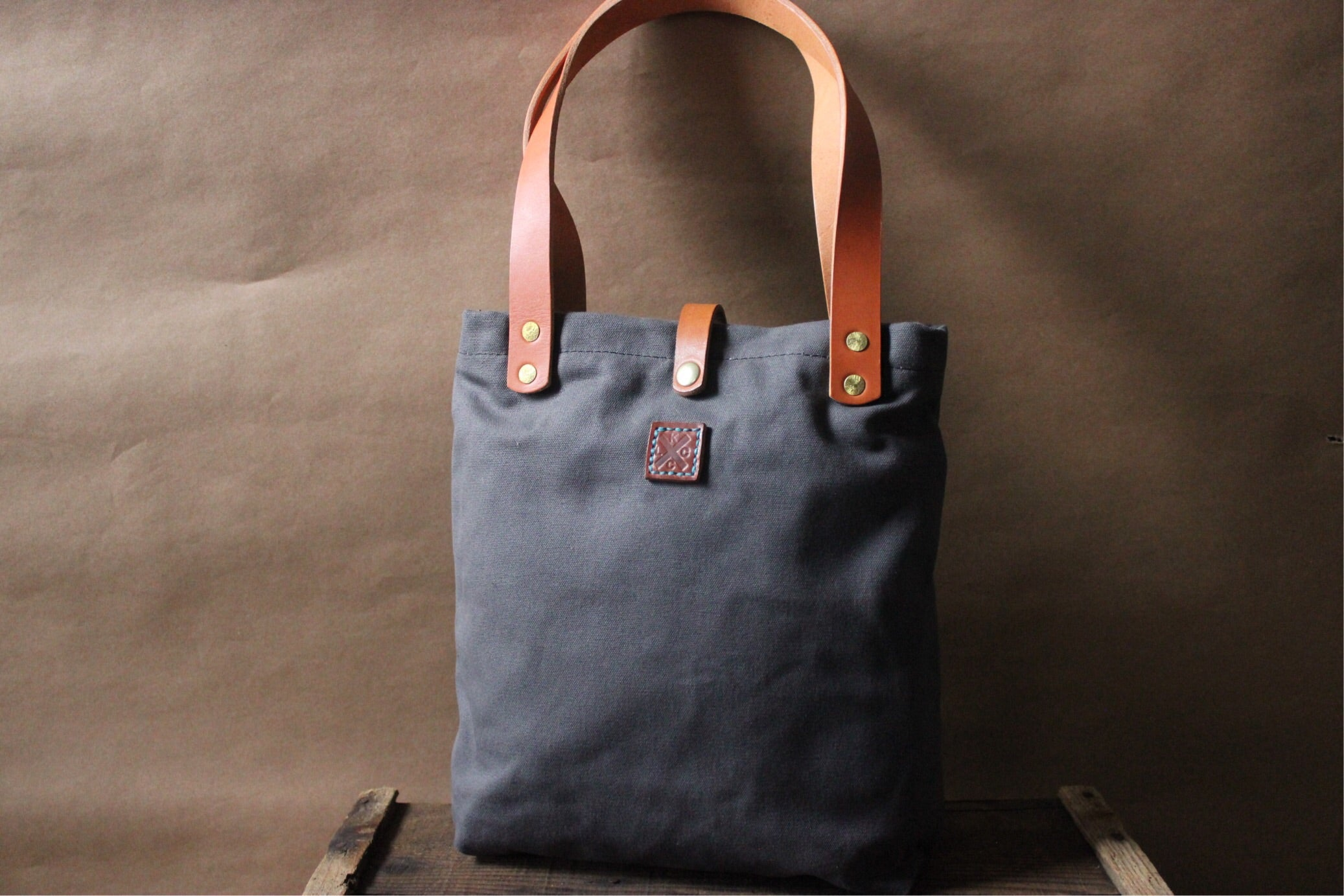 Day Tote // Gray
