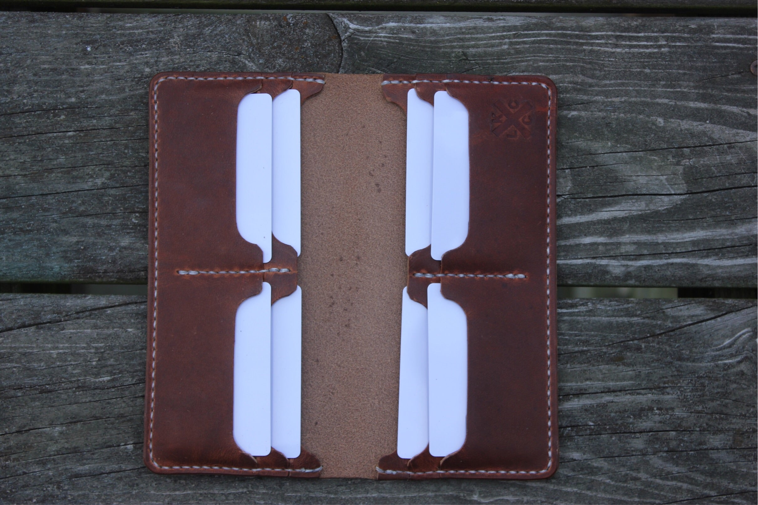 Long Wallet // Natural Dublin