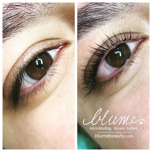 keratin lash | Beautiful Lashes by Amy Miller-Wieczorek at BlumeBeauty.com