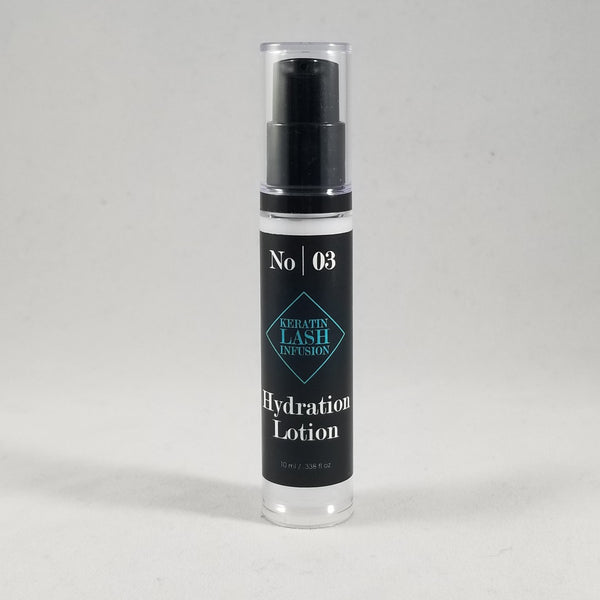 Step No.3 Hydration Lotion (10ml) | Keratin Lash Infusion