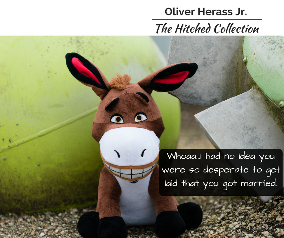 Oliver Herass Jr. - The Hitched Collection