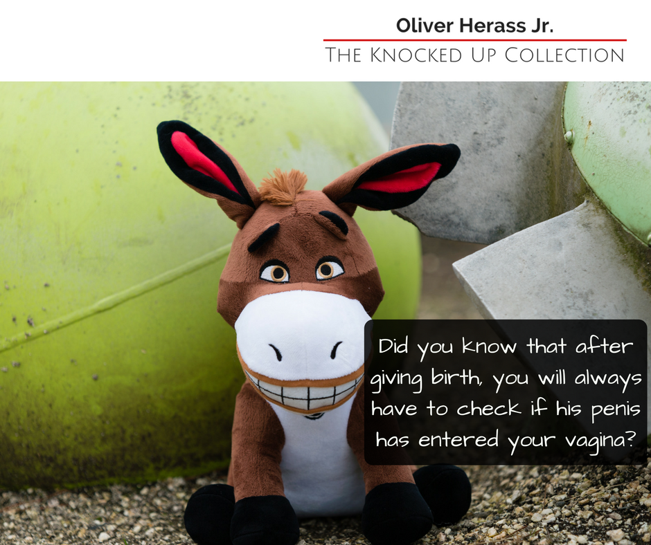 Oliver Herass Jr. - The Knocked Up Collection