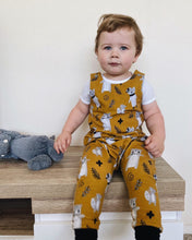 Scandi Bear Romper