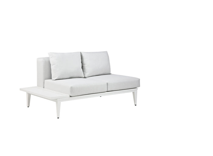 Alassio 2 Seater with Extend End Table Top (COG)