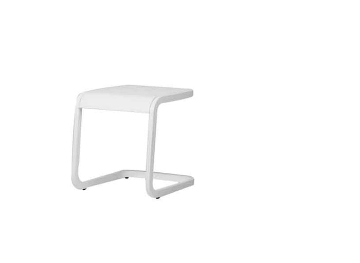Alassio Side Table (White)