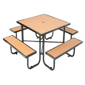 Recycled Plastic Wooden Picnic Table CAT 200