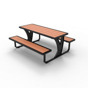 Contemporary Composite Picnic Table CAT-821