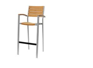 New Mirage Bar Chair (w/Arm)