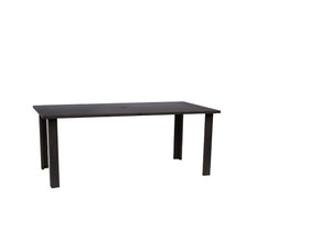 "Limo 84"" x 42"" Rect. Dining Table w/Umbrella Hole (CRB)"